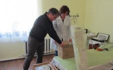 На Буковині медичні заклади одержали нове обладнання для фізкабінетів (фото)