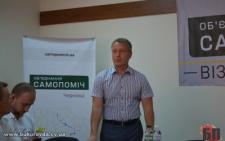 Екс-мера Заставни Ярослава Цуркана виключили з засновників та членів партії чернівецької «Самопомочі»