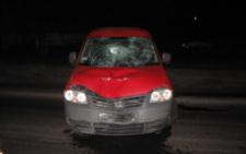 На Буковині неповнолітній водій на смерть збив пішохода (фото+відео)