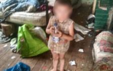 На Буковині поліція отямила горе-маму двох діток (фото)