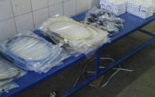 Затримали буковинця, який хотів незаконного вивезти до Румунії запчастини до автомобіля (фото)