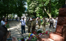 Чернівчани вшанували загиблих у Другій світовій війні (фото)