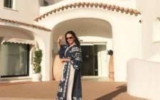 Буковинка Софія Ротару одягнула вишиванку за 49 тисяч гривень (фото)