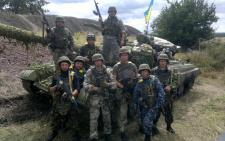Підполковник міліції з Буковини, керівник спецпідрозділу розповів всі подробиці про зону АТО і не тільки... (фото)